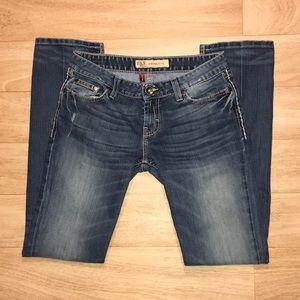 BKE Denim Sierra Skinny Stretch Fit Jeans